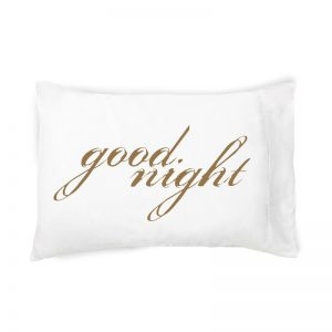Goodnight Pillowcases