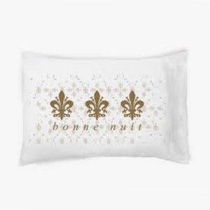Bonne Nuit Fleur Pillowcases