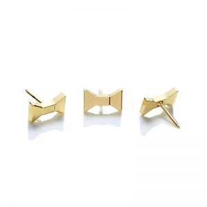 Kate Spade New York Gold Bow Pins