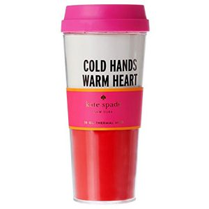 Kate Spade New York Warm Heart Travel Mug