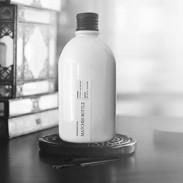 White Matches Bottle