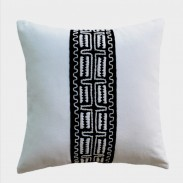 TRIBAL WEAVE CUSHION