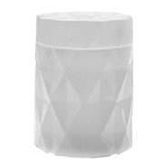 White Diamond Candle Jar