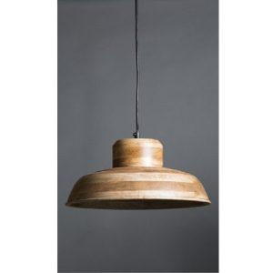 Circa Wooden Pendant Lamp