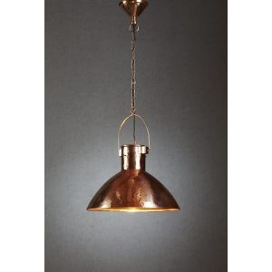 Nelson Hanging Lamp in Copper