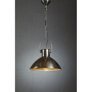 Nelson Hanging Lamp in Silver