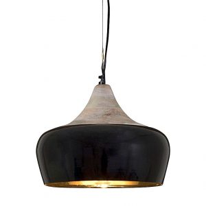Milano Hanging Lamp in Black