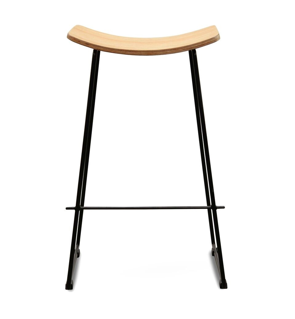 Scandi stool oak for Scandi stuhl