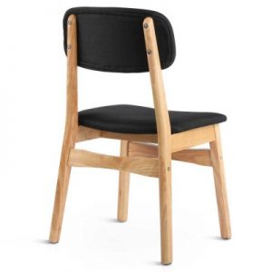 Black Replica Ari Dining Chairs