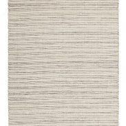 Scandinavian Silver Floor Rug