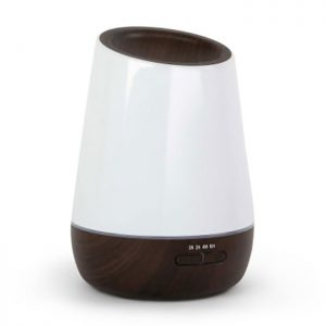 Electric Oil Diffuser Dark Wood 500ml