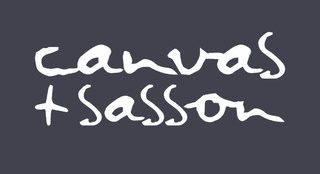 canvas and sasson