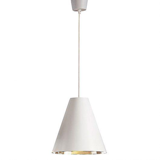 Goodman Style White Ceiling Pendant Light