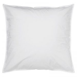 White Vintage Softwash CottonEuropean Pillowcases
