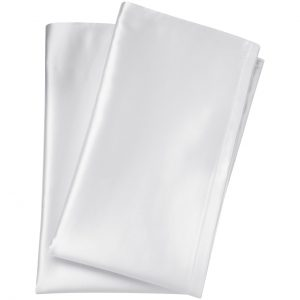 Silver Beautysilks Silk Pillowcases