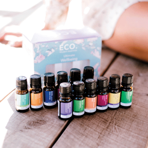 ECO Ultimate Wellbeing Essential Oil 12 Pack