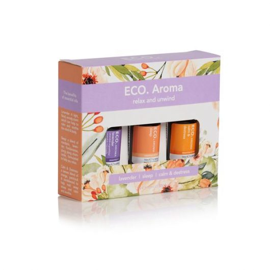 ECO Relax and Unwind Aroma Trio