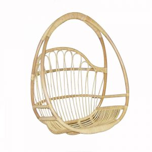 Natural Rattan Hanging Egg Chair