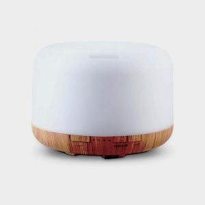 Round Light Wood Diffuser 500ml