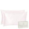 Blush Pink Beautysilks Silk Pillowcases
